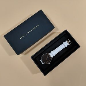 Daniel Wellington Petite Bondi White Watch